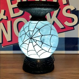 Bath & Body Works Halloween Bat Globe Pedestal 🦇
